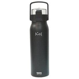 タケヤ化学工業 TAKEYA ステンレスボトル 1000ml MEBOTTLE(ミーボトル) ブラック 506321[506321]