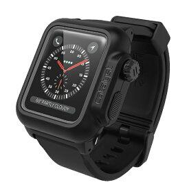 トリニティ Trinity Apple Watch 42mm用完全防水ケース 「Catalyst」 CT-WPAW1742-BK ブラック[CTWPAW1742BK]