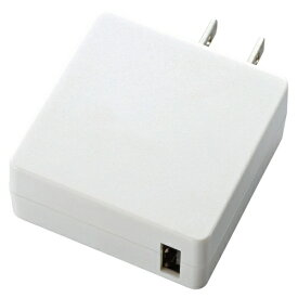 エレコム ELECOM エクリア専用AC充電器/2A出力 HCM-AC2A01WH[HCMAC2A01WH]
