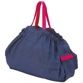 マーナ MARNA コンパクトバッグL Shupatto(シュパット) S419B ネイビー[エコバック レジバッグ 買い物バッグ]