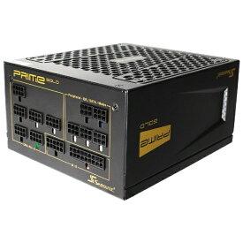 OWLTECH オウルテック 1000W PC電源 Seasonic製 80PLUS Gold認証 PRIME ATX電源 SSR-1000GD [ATX /Gold]