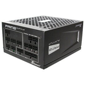 OWLTECH オウルテック 1000W PC電源 Seasonic製 80PLUS Platinum認証 PRIME ATX電源 SSR-1000PD [ATX /Platinum]