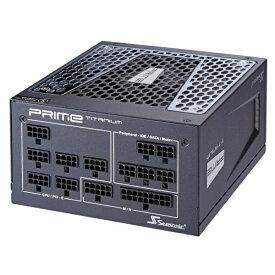 OWLTECH オウルテック 750W PC電源 Seasonic製 80PLUS Titanium認証 PRIME ATX電源 SSR-750TR [ATX /Titanium]