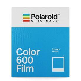 ポラロイド Polaroid インスタントフィルム Color Film For 600 Polaroid Originals 4670 [8枚 /1パック][4670]