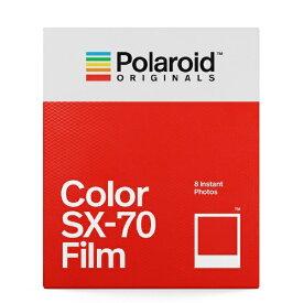 ポラロイド Polaroid インスタントフィルム Color Film For SX-70 Polaroid Originals 4676 [8枚 /1パック][4676]