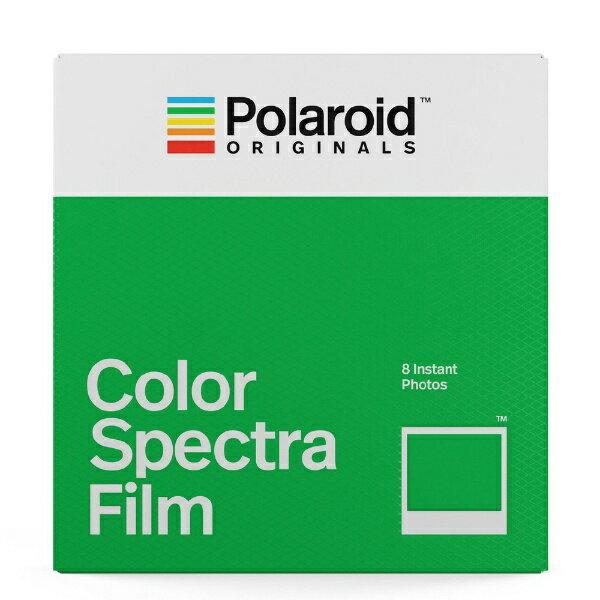 ポラロイド Polaroid Originals インスタントフィルム Color Film For Image/Spectra 4678