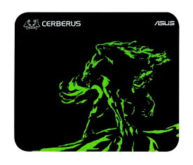 ASUS エイスース CERBERUS Mat MINI GRN ゲーミングマウスパッド Cerberus Mat Gaming Mouse Pad Series グリーン[CERBERUSMATMINIGRN]