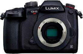 パナソニック Panasonic DC-GH5S-K ミラーレス一眼カメラ LUMIX GH5S ブラック [ボディ単体][DCGH5SK]