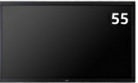 NEC エヌイーシー 液晶ディスプレイ MultiSync ブラック LCD-V554-T [ワイド /フルHD(1920×1080)][LCDV554T]