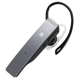 BUFFALO バッファロー ヘッドセット シルバー BSHSBE500SV [ワイヤレス(Bluetooth) /片耳 /イヤフックタイプ][BSHSBE500SV]