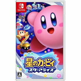 任天堂 Nintendo 星のカービィ スターアライズ[ニンテンドースイッチ ソフト]【Switch】