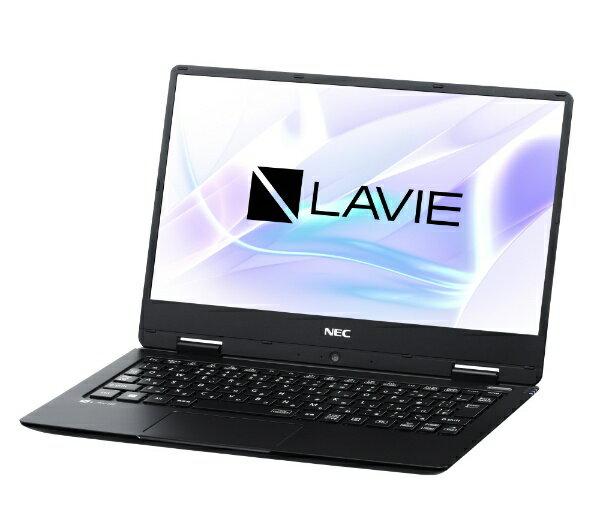 【送料無料】 NEC LAVIE Note Mobile 12.5型ノートPC[Office付き・Win10 Home・Core i5・SSD 256GB・メモリ 8GB]2018年春モデル PC-NM550KAB パールブラック