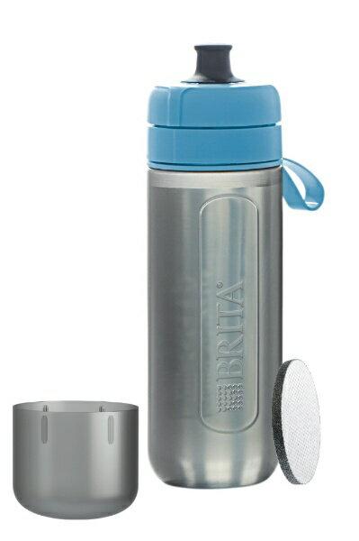 ブリタ BRITA BJGABLZ 携帯型浄水器 fill&go Active(フィルアンドゴー アクティブ) ブルー[BJGABLZ]