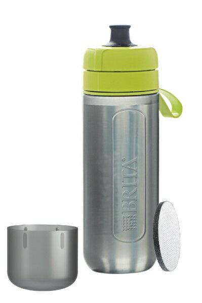 ブリタ BRITA BJGALIZ 携帯型浄水器 fill&go Active(フィルアンドゴー アクティブ) ライム[BJGALIZ]