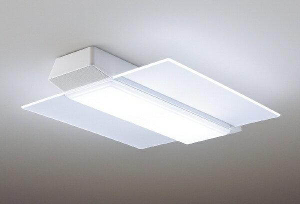 【送料無料】 パナソニック スピーカー搭載LEDシーリングライト 「AIR PANEL LED THE SOUND」(〜8畳) HH-XCC0888A 調光・調色(昼光色〜電球色)[HHXCC0888A]