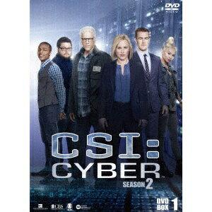 【送料無料】 角川映画 CSI:サイバー2 DVD-BOX-1【DVD】