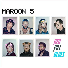 ユニバーサルミュージック マルーン5/レッド・ピル・ブルース 通常盤【CD】