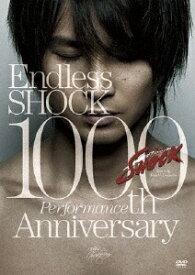 ソニーミュージックマーケティング 堂本光一/Endless SHOCK 1000th Performance Anniversary 通常盤 【DVD】 【代金引換配送不可】