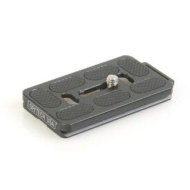 オプテック OP/TECH 0401001 クイックリリースプレート ブラック 0401001