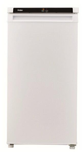 【標準設置費込み】 ハイアール Haier 《基本設置料金セット》1ドア冷凍庫 (102L) JF-NU102A-W ホワイト