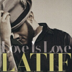 SOUL/R&B ラティーフ/LOVE IS LOVE 【CD】