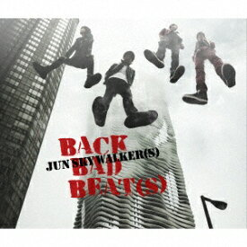 日本コロムビア NIPPON COLUMBIA JUN SKY WALKER(S)/BACK BAD BEAT(S) 初回限定盤 【CD】
