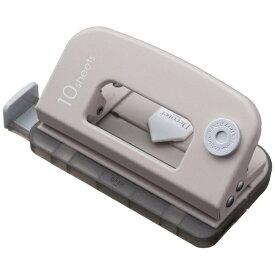 カール事務器 CARL [パンチ]デコレ・パンチ 10枚タイプ ベージュ DP-35-V