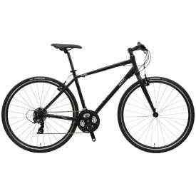 NESTO ネスト 700×32C型 クロスバイク バカンゼ1-K(マットブラック/480サイズ《適応身長:170cm以上》) NE-18-005【2018年モデル】【組立商品につき返品不可】 【代金引換配送不可】