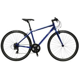 NESTO ネスト 700×32C型 クロスバイク バカンゼ1-K(トーンブルー/440サイズ《適応身長:160cm以上》) NE-18-005【2018年モデル】【組立商品につき返品不可】 【代金引換配送不可】