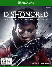 ベセスダソフトワークス Dishonored: Death of the Outsider【Xbox Oneゲームソフト】
