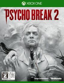 ベセスダソフトワークス PsychoBreak 2(サイコブレイク2)【Xbox Oneゲームソフト】