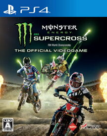 オーイズミアミュージオ Oizumi Amuzio Monster Energy Supercross - The Official Videogame【PS4】