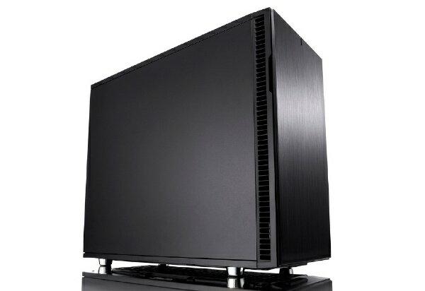 FRACTALDESIGN PCケース Define R6 FD-CA-DEF-R6-BK ブラック[FDCADEFR6BK]