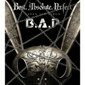 キングレコード KING RECORDS B.A.P/Best. Absolute. Perfect 通常盤Type-A 【CD】