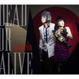 キングレコード KING RECORDS angela/DEAD OR ALIVE 限定生産盤 【CD】