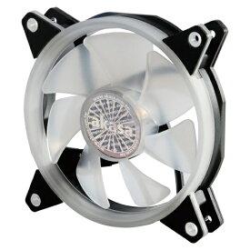 アイネックス ainex ケースファン[120mm / 1500RPM] Vegas R7 RGBリングLEDファン AK-FN098 RGB LED[AKFN098]