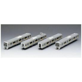 トミーテック TOMY TEC 【再販】【Nゲージ】98629 JR 209-2100系通勤電車(房総色・4両編成)セット(4両)