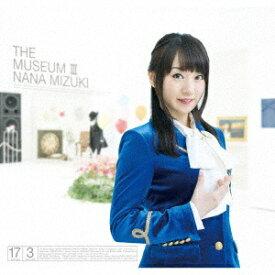 キングレコード KING RECORDS 水樹奈々/THE MUSEUM III CD+Blu-ray盤 【CD】