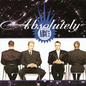 ユニバーサルミュージック ABC/アブソルートリー・ベスト・オブ ABC 【音楽CD】