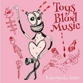 ビクターエンタテインメント Victor Entertainment 斉藤和義/Toys Blood Music 通常盤【CD】