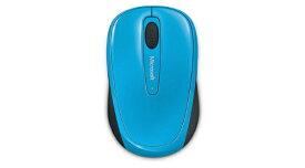 マイクロソフト Microsoft GMF-00420 マウス シアンブルー [BlueLED /無線(ワイヤレス) /USB]【rb_mouse_cpn】