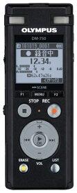 オリンパス OLYMPUS DM-750 ICレコーダー Voice-Trek ブラック [4GB][録音機 ボイスレコーダー 小型 高音質 長時間]
