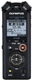 オリンパス OLYMPUS LS-P4 ICレコーダー ブラック [8GB /Bluetooth対応 /ハイレゾ対応][録音機 ボイスレコーダー 小型 高音質 長時間]