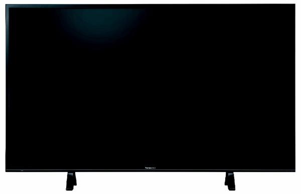パナソニック Panasonic TH-43FX600 液晶テレビ VIERA(ビエラ) ブラック [43V型 /4K対応][TH43FX600 テレビ 43型]