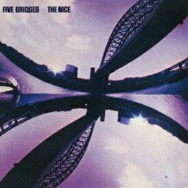 ユニバーサルミュージック ザ・ナイス/ファイヴ・ブリッジズ(フェアウェル・ザ・ナイス/組曲〜五つの橋) 初回限定盤(SHM-CD) 【CD】 【代金引換配送不可】