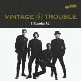 ユニバーサルミュージック ヴィンテージ・トラブル/華麗なるトラブル 初回限定盤 【CD】