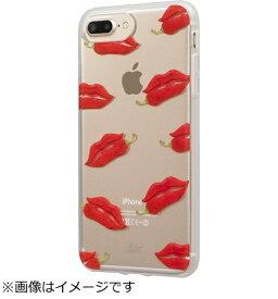 イツワ商事 ITSUWA SHOJI iPhone 7 Plus用 LAUT POP-INK Hotlips LAUTIP7PPIH