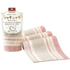 ヨコズナ YOKOZUNA CREATION [ボディタオル]シャキシャキボディタオル ピンク[シャキシャキボディタオルP]