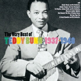 ブルースインターアクションズ Blues Interactions (V.A.)/天才ジャイヴ・ギタリスト テディ・バン 【CD】