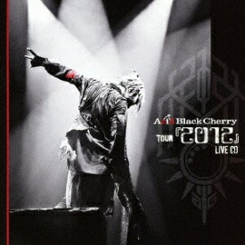 エイベックス・エンタテインメント Avex Entertainment Acid Black Cherry/Acid Black Cherry TOUR 『2012』 LIVE CD 【CD】
